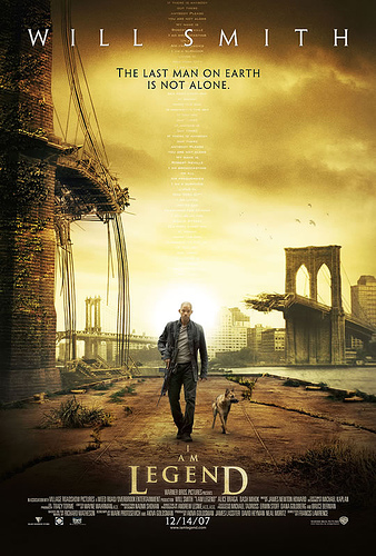 I Am Legend, cartel definitivo